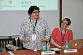 Carolyn Royston and Charlotte Sexton - Kolkata 2014-09-22 7103.JPG