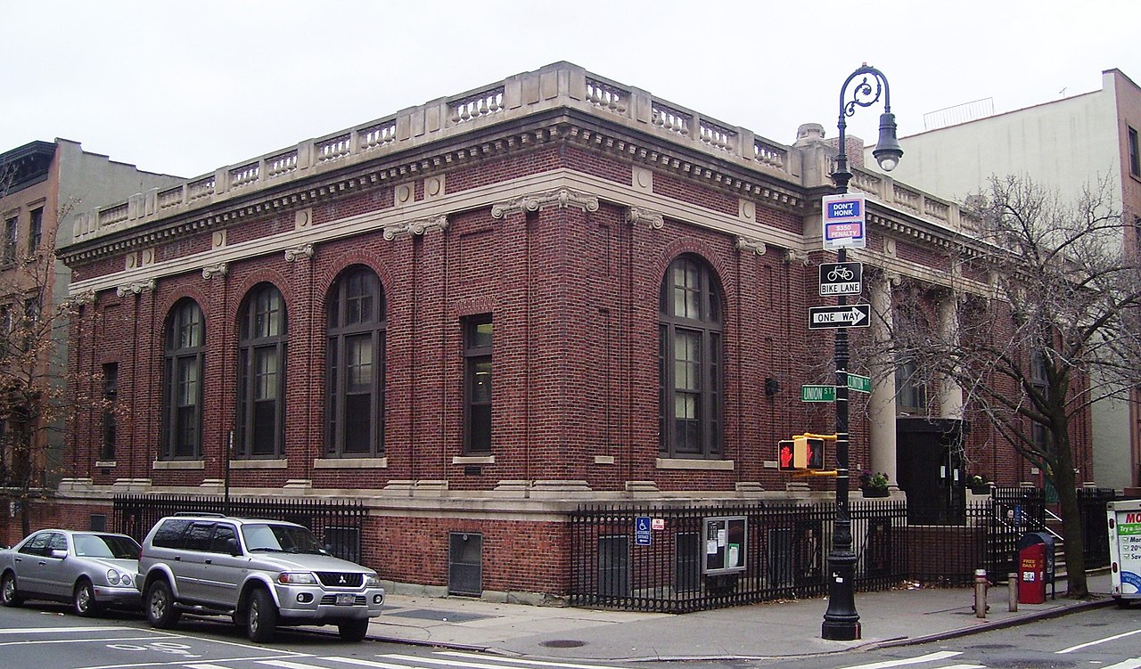 File Carroll Gardens Branch Brooklyn Public Wikimedia Commons