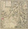 Carte du cours du Rhône de Genève à Lyon - 1787.jpg
