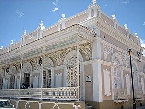 Casa Cautiño Guayama PR