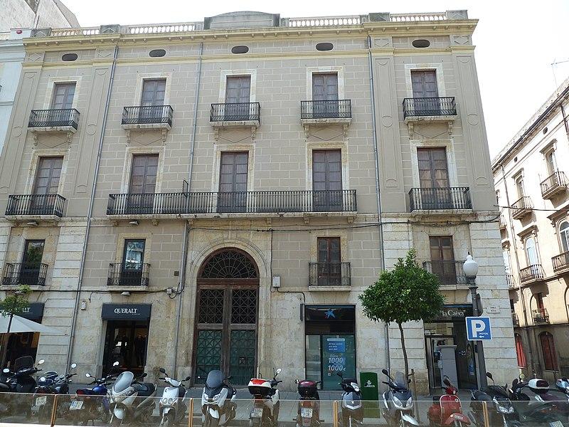 File casa sala o casa juan miret terrada club gimn stic farines cornelio 2 jpg wikimedia - Casa miret tarragona ...