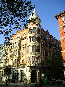 Casa de El Príncipe Valladolid, España.jpg