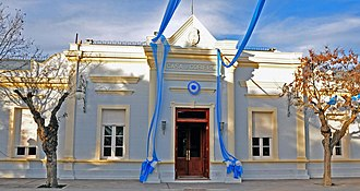 Chubut Province - Government House.