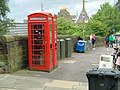Castle Wynd Telephone boxes - geograph.org.uk - 526881.jpg