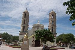 Sechura cathedral