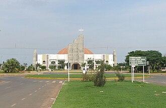 Sinop, Mato Grosso - Image: Catedral de Sinop