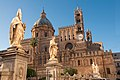 Cathedral of Palermo on the Italian island of Sicily (49491355827).jpg