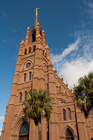 Roman Catholic Diocese of Charleston - Cathedral of St. John the Baptist