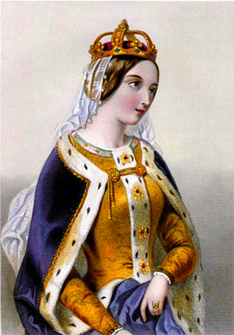 Edmund Tudor, 1st Earl of Richmond - Catherine of Valois gave birth to Edmund in secret, away from the Royal court