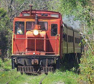 Catskill Mountain Railroad - No. 42