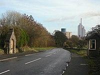 Cauldon Bus stop - geograph.org.uk - 1166393.jpg