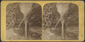 Cavern cascade and long staircase, (Glen) Alpha, by Gates, G. F. (George F.).png