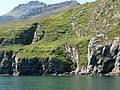Caves on the east coast of Rum - geograph.org.uk - 904410.jpg