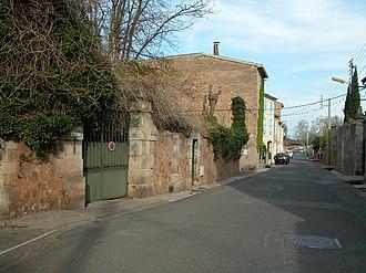 Cazouls-lès-Béziers - Image: Cazouls rue 1