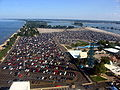 Cedar Point parking lot.jpg