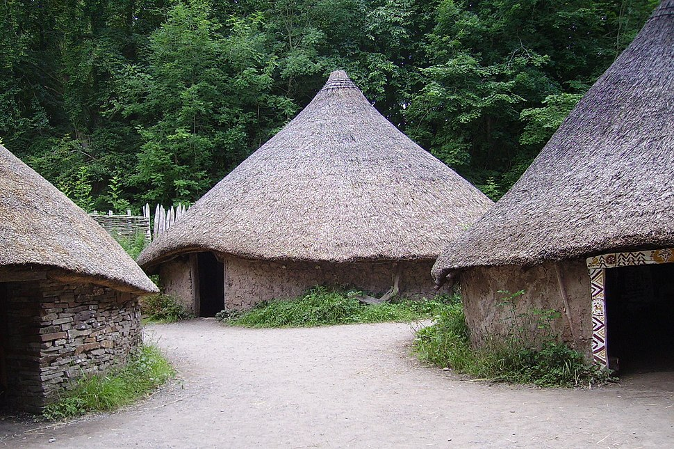 Celtic Village St Fagans 01