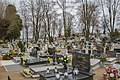 Cementerio Sw. Krzyza, Gniezno, Polonia, 2012-04-07, DD 03.JPG