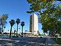 "Central Phoenix, AZ, View E, Osborn and Central, Phoenix Financial Center, ""Punch Card Building,"" 2011 - panoramio.jpg"