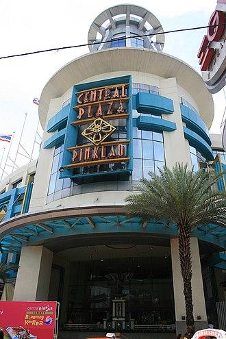 Bangkok Noi District - Central Pinklao shopping mall