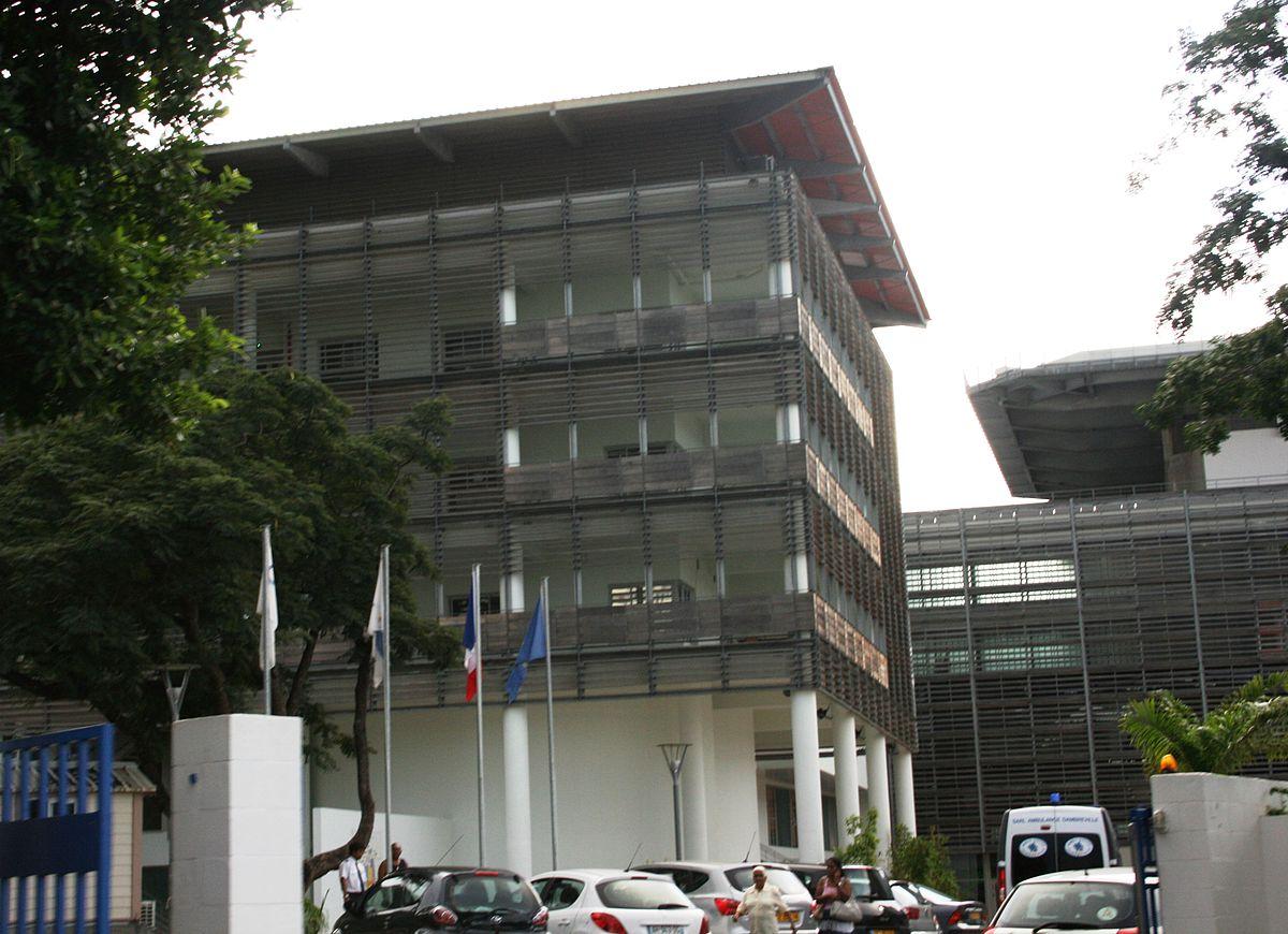 Centre hospitalier universitaire de La Réunion — Wikipédia