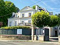 Cergy (95), château de Gency, rue de Vauréal (RD 922), 08.09.2012 02.jpg