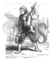 Cervantes - L'Ingénieux Hidalgo Don Quichotte de la Manche, traduction Viardot, 1836, tome 1, figure 166.png