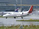 Cessna 550B Citation Bravo AN0683411.jpg