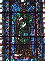 Châlons Cathédrale Vitrail figurant l'évêque Pierre de Hans.jpg