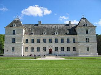 Château d'Ancy-le-Franc - The Château of Ancy-le-Franc.