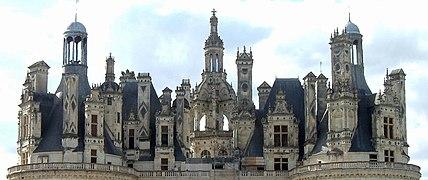 Castillo de chambord wikipedia la enciclopedia libre - Castillo de chambord ...