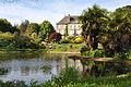 Château de la Foltière au mileu du Parc Botanique de Haute Bretagne.JPG