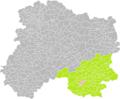 Châtelraould-Saint-Louvent (Marne) dans son Arrondissement.png