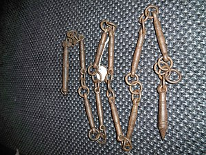 Chain weapon - Image: Chain whip
