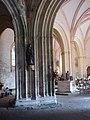 Chapelle Notre-Dame de Tronoën, intérieur.JPG