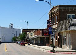 Chappell, Nebraska Second Street.jpg