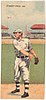 Charles Bender-Reuben Oldring, Philadelphia Athletics, baseball card portrait LCCN2007683889.jpg
