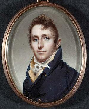 Charles H. Ruggles - Charles H. Ruggles, New York Congressman and Judge, circa 1810.