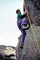 Charlie Fowler, Boulder Canyon, Colorado.jpg
