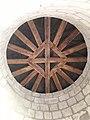 Charpente d'une tour du chemin de ronde du château de Vincennes - 01.jpg
