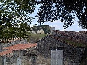 Bouteville - Chateau