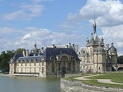 Chantilly (zámek)