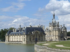 Image illustrative de l'article Château de Chantilly