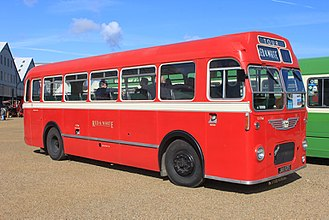 Red & White Services - Image: Chatham 2013 Red and White U1766 (JAX117E)