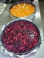 Cheesecakes (Lesní směs a mandarinka) - detail.jpg