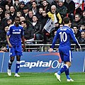 Chelsea 2 Spurs 0 Capital One Cup winners 2015 (16486126137).jpg