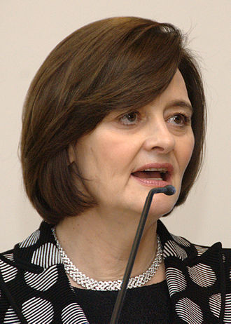 Cherie Blair - Blair in 2011