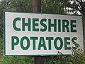 Cheshire Potatoes sign.JPG