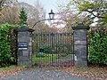 Chevet Lodge gates - geograph.org.uk - 1568093.jpg