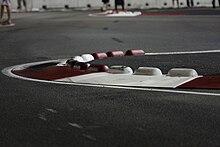 Race Car Bump Spring