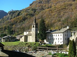 Lillianes - the Parish Church